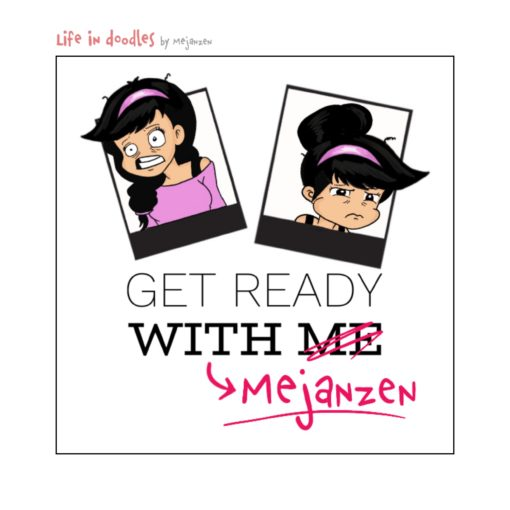 Get Ready With Mejanzen