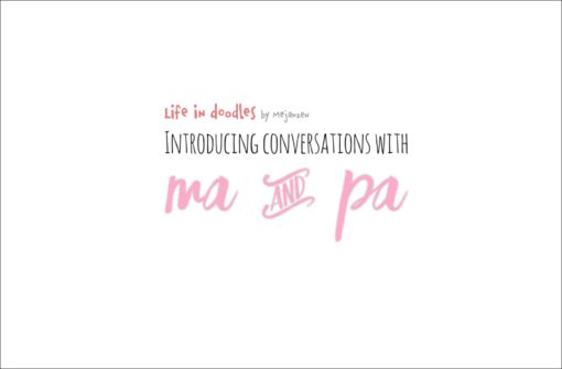 Introducing conversations with ma & pa